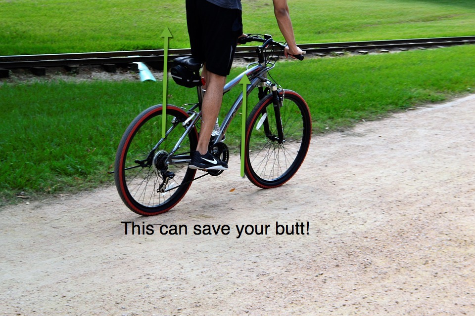 how-to-stop-butt-from-hurting-on-bike